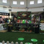 Redbank Plaza Shopping Centre set up