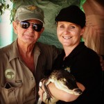 Meeting Bob Irwin